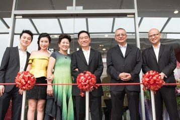 kingsland data centre opening 1