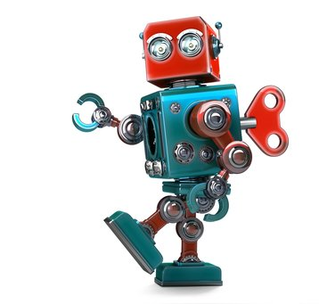 Robot, botnets