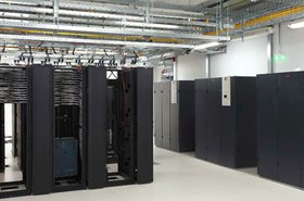 LAMDA Hellix's data center in Athens