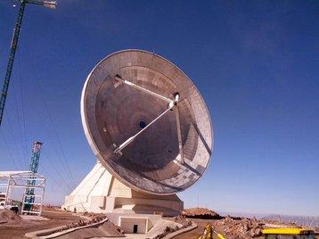 arge Millimeter Telescope Alfonso Serrano.