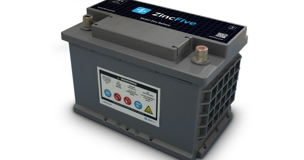 Qts Is Testing Ups Systems With Nickel Zinc Battery