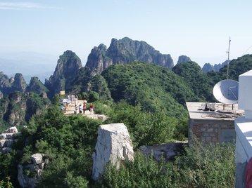 Langya mountain, Heibei province