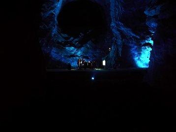 Lefdal Mine meeting