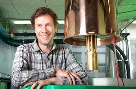 Professor Lieven Vandersypen, lead scientist at QuTech