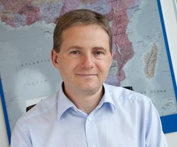 Liquid Telecom CEO Nic Rudnick