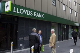 Lloyds Bank Newcastle Haymarket
