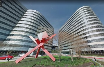 Logix Communications (and other companies) headquarters, Houston, Texas