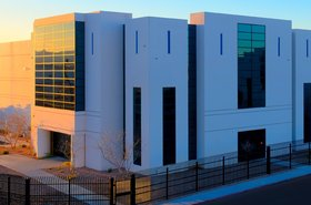 Lone Mountain data center, North Las Vegas, Nevada
