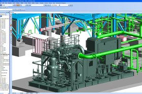AVEVA Mechanical Equipment Interface software