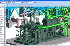 AVEVA Mechanical Equipment Interface software