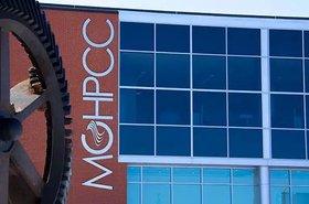 Massachusetts Green High Performance Computing Center building