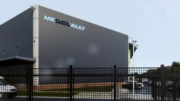 MK Data Vault new