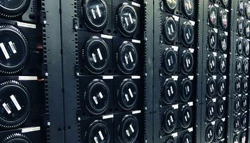 MacStadium MacPro wall