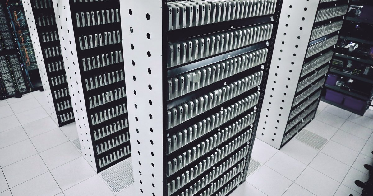 Not just stacks of Macs in racks - DCD