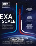 Exascale Magazine Cover