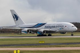 Malaysia Airlines Airbus A380-800