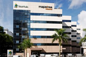 Mapletree Industrial Trust property, occupied by StarHub