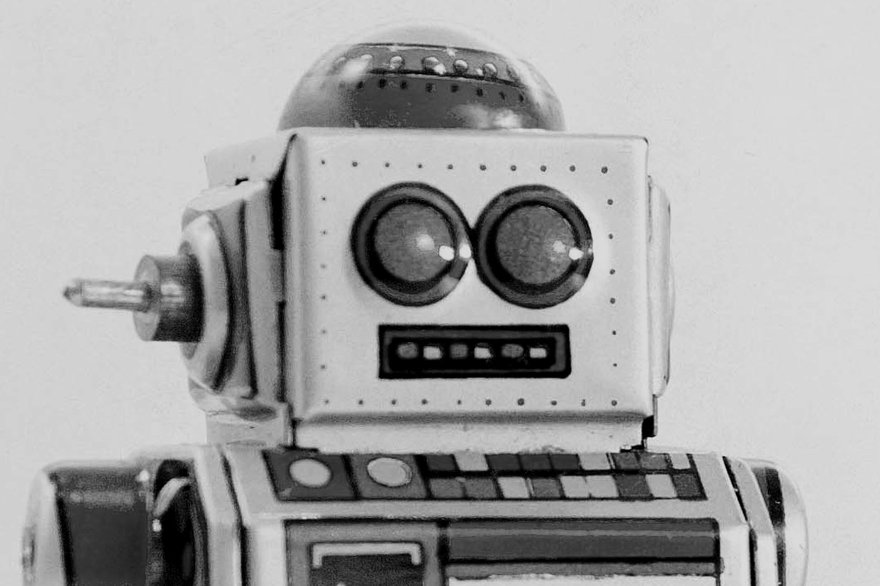 Max as a robot
