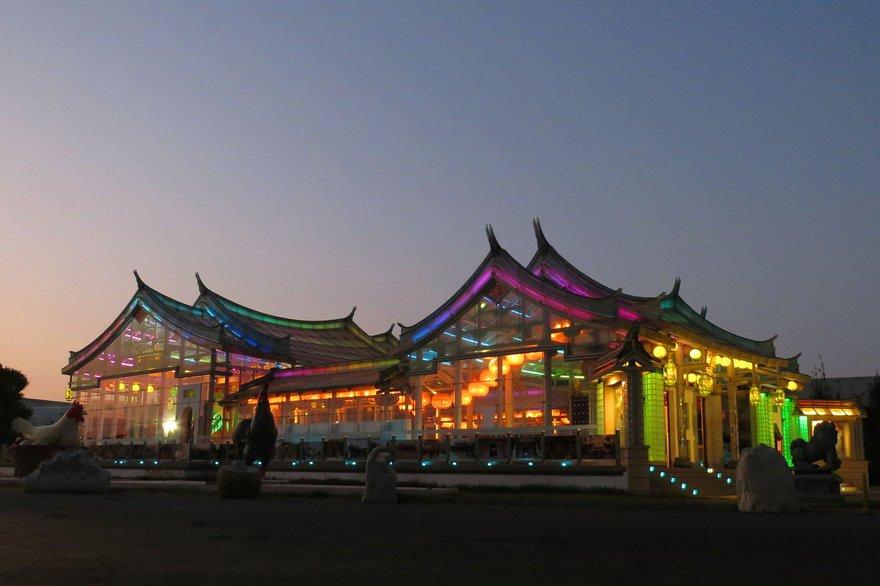 Mazu Temple, Changhua County. Creative Commons/Mk2010