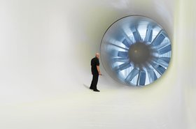 McLaren Wind Tunnel