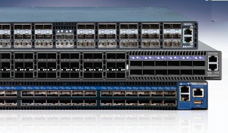 Mellanox to contribute switch design to Open Compute Project - DCD
