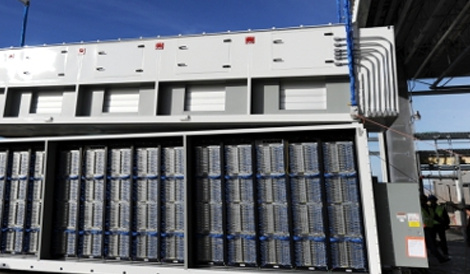 A Microsoft modular data center - Microsoft suffered a 16 hour outage at a data center this week