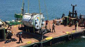 microsoft underwater data center project Natick 4