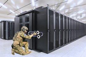 Microsoft Azure Clippy Soldier