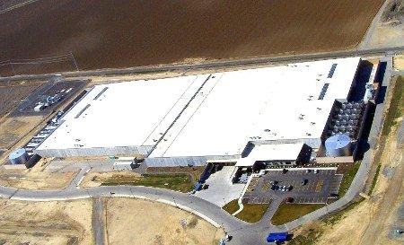 Microsoft's Quincy, Washington, data center