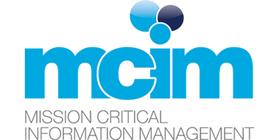 Mission Critical Information Management Logo