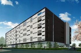 Mitsubishi's Mitaka Data Center