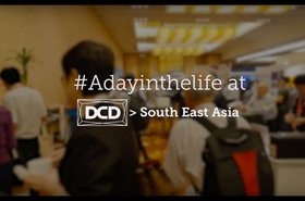 A Day in the Life with Schneider Electric at #DCDSingapore - Mu50OHZLT-M