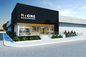 Digital rendering of N+One's latest facility