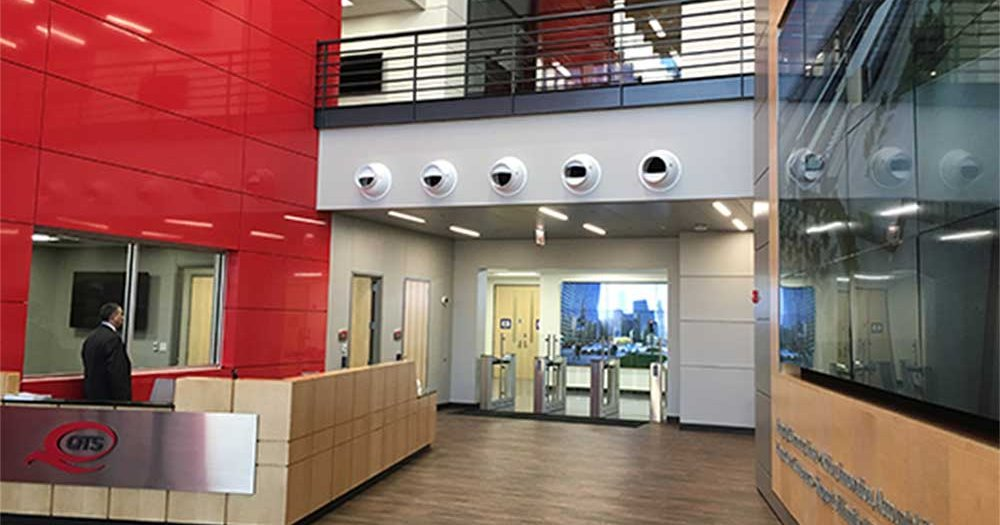 Qts Opens Data Center At Former Chicago Sun Times Printing