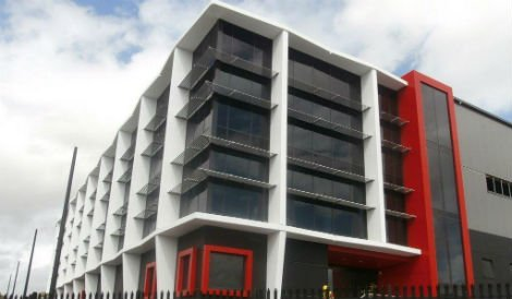 NEXTDC's Perth (P1) data center.