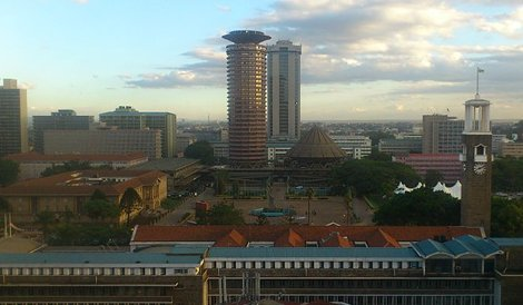 Nairobi: Soon to be home to IXAfrica's first data center. Image courtesy of the Creative Commons
