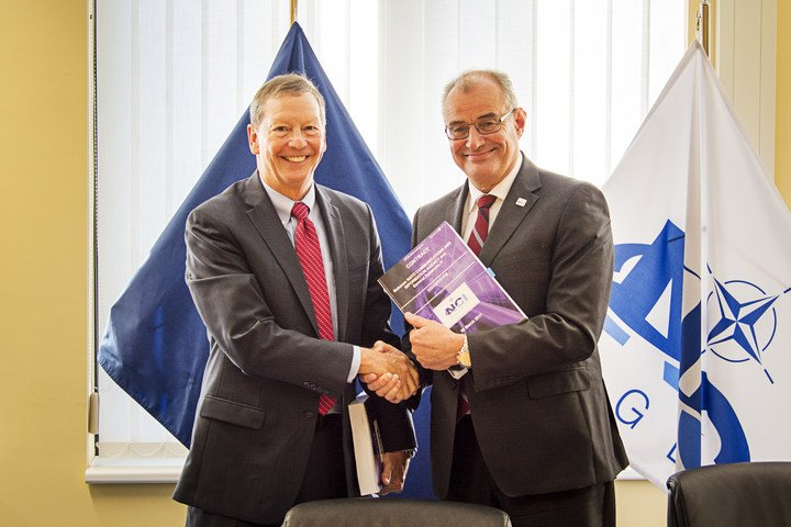 NATO consolidates, gives cloud contract to General Dynamics - DCD