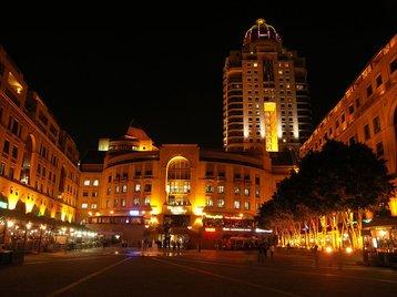 Nelson Mandela Square, Johannesburg