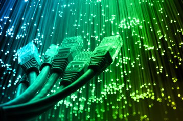 network performance acceleration fiber ethernet thinkstock photos arcoss