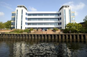 New Interoute offices, Nottingham. United Kingdom