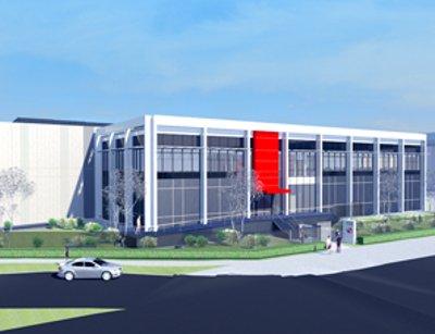 Rendering of NextDCÔÇÖs Melbourne data center