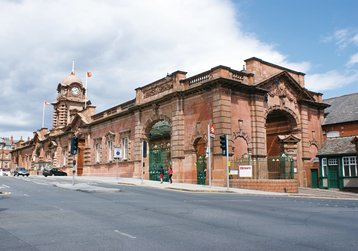 Nottingham Midland station