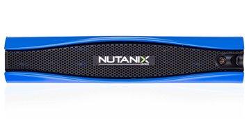 Nutanix Xpress bezel