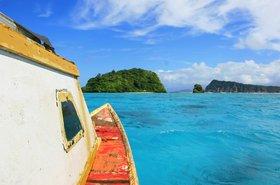 Nu'ulopa island, Samoa