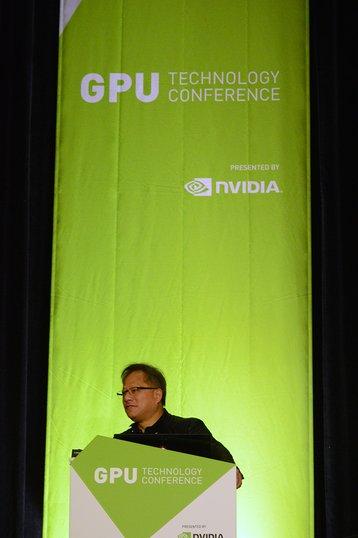Nvidia's CEO Jensen Huang