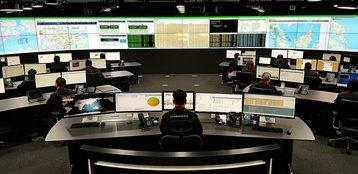 OCBC's command center