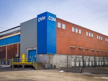 OVH, Beauharnois, Quebec