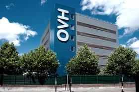 OVH data center