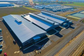 Oath data center, Quincy WA
