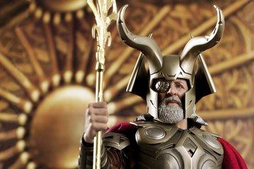 Odin, ruler of Asgard